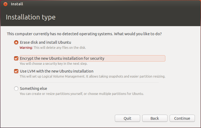 Encrypting a second hard drive on Ubuntu (post-install)