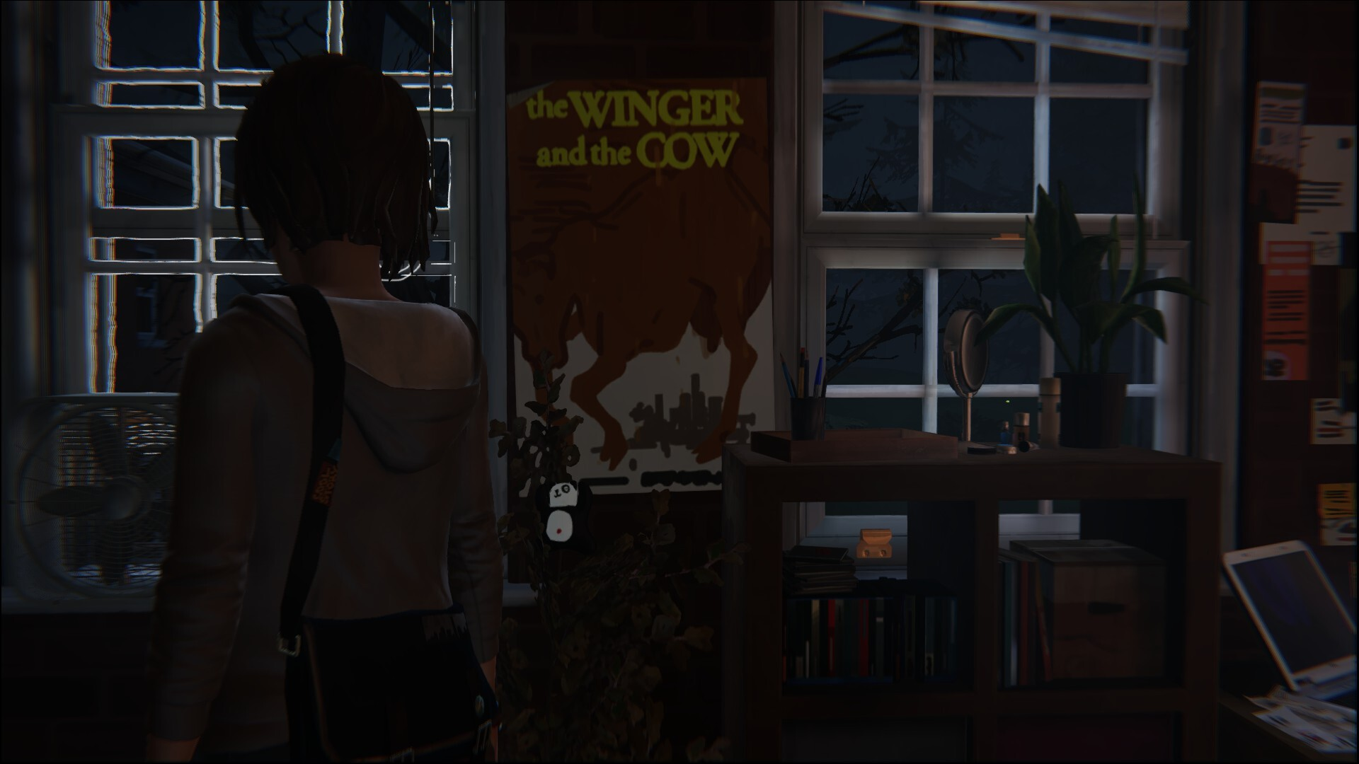 Yes, the protagonist's surname is Caulfield