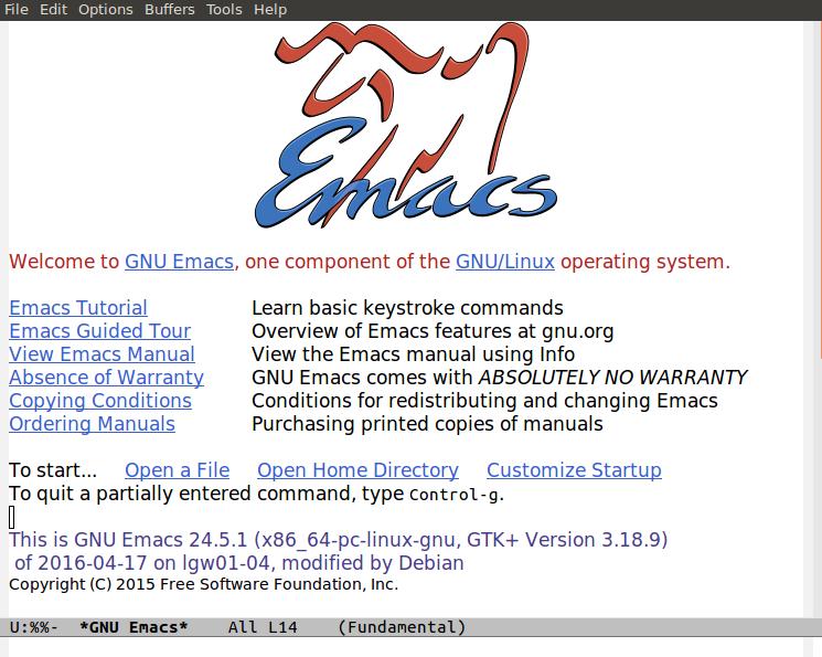 Forget the Linux desktop, it's time for the Emacs desktop