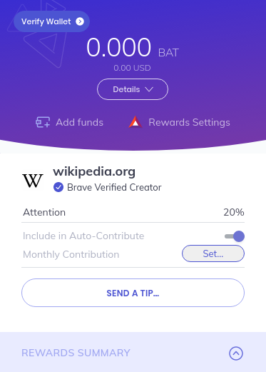 You can now donate to Wikipedia without sacrificing a single cup of coffee.